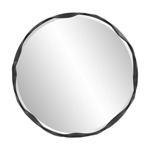 Ripley Round Industrial Mirror Howard Elliott