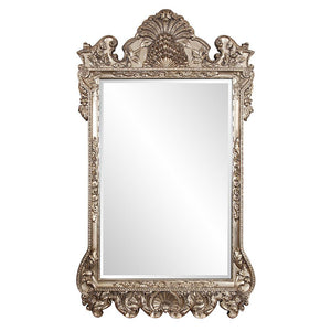 Marquette Antique Silver Mirror Antique Mirrors Howard Elliott