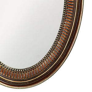 Eason Mirror Oval Mirrors Howard Elliott