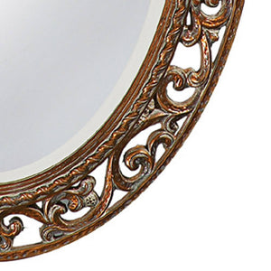 Mathieu Oval Mirror Oval Mirrors Howard Elliott
