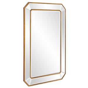 Leopold Mirror Transitional Wall Mirrors Howard Elliott