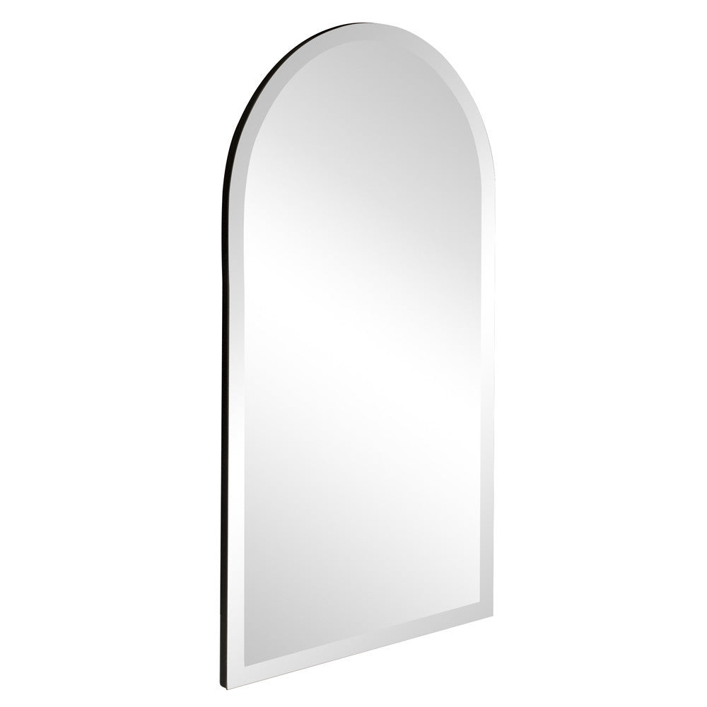 Frameless Arched Mirror 19\