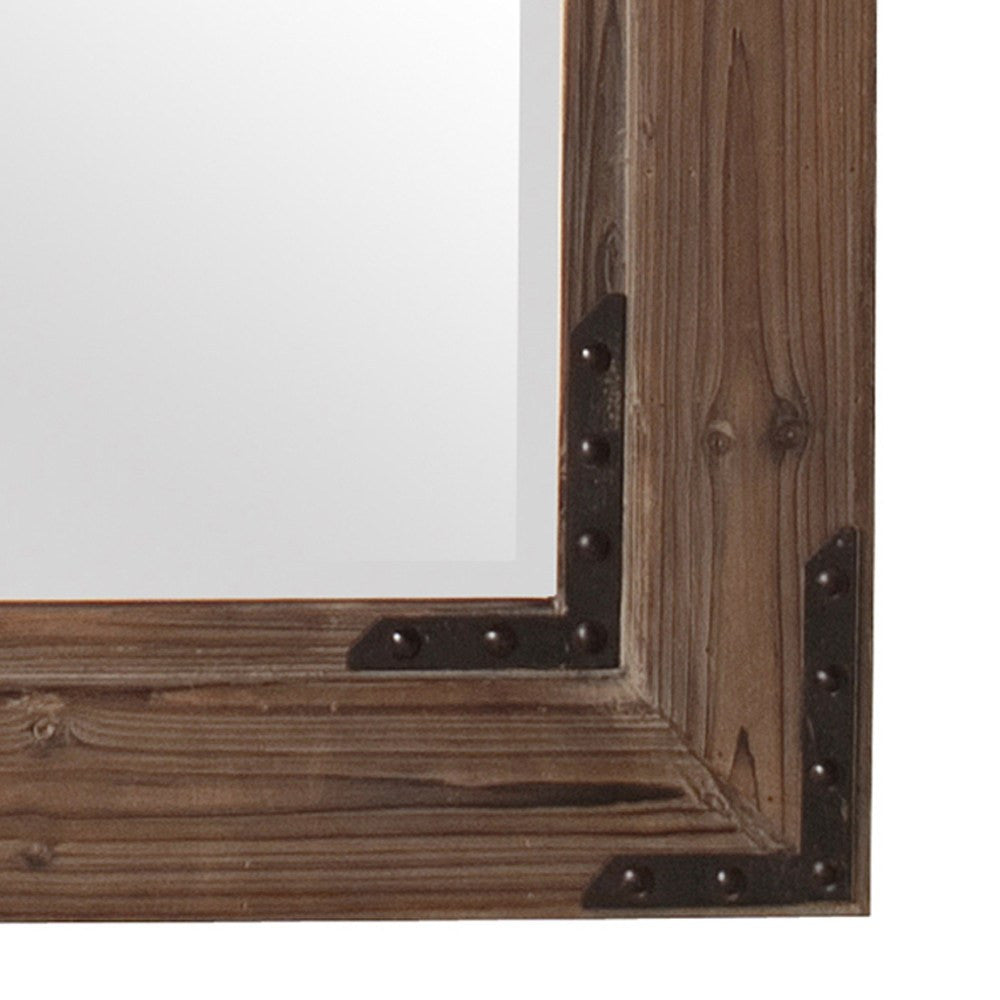 Caldwell natural wood rustic mirror large 34x47x2 classy mirrors caldwell natural wood rustic mirror large 34x47x2 classy mirrors thecheapjerseys Image collections