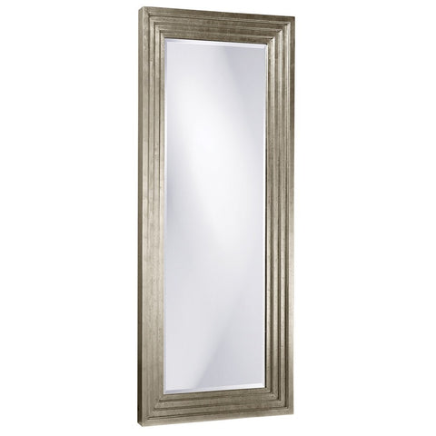 Elano Leaner Mirrors Large Mirrors and Leaner Mirrors Howard Elliott Champagne Silver Leaf