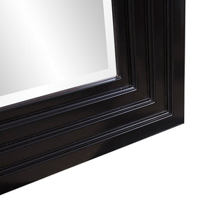 Elano Espresso Brown Mirror Brown Mirrors Howard Elliott