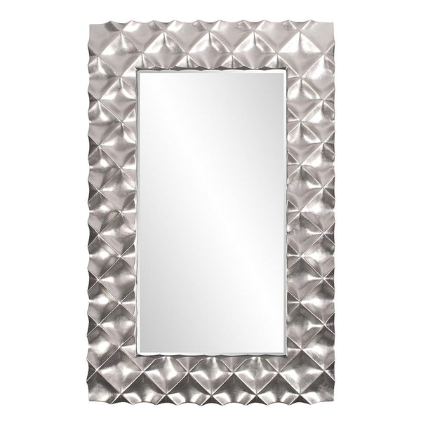 "Wexford Honeycomb Contemporary Mirror 53""x83""x3"""