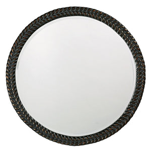 Fairfield Round Mirror Round Mirrors Howard Elliott