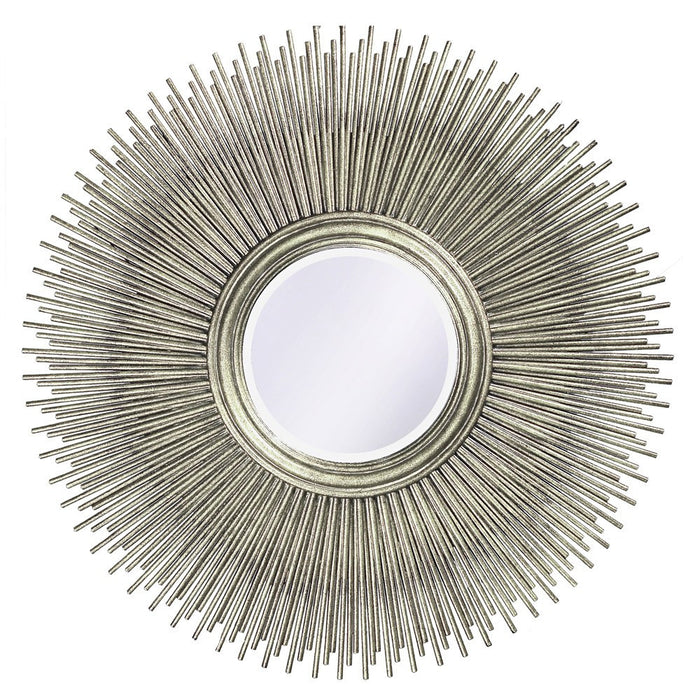 Tilly Silver Leaf Mirror