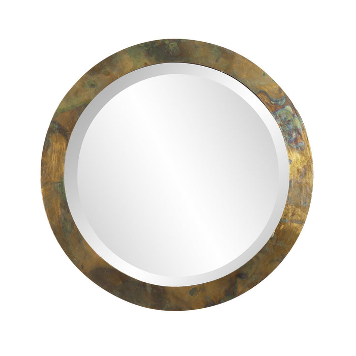 Camou Small Round Mirror