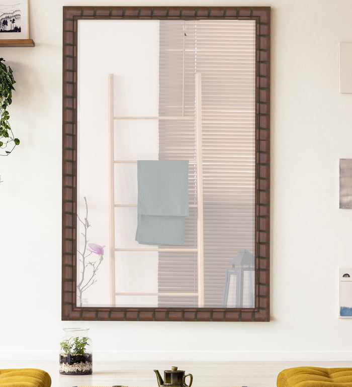Dynasty Bamboo Mirror