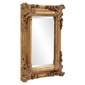 Edwin Antique Gold Mirror Antique Mirrors Howard Elliott