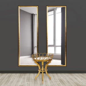 Cagney Tall Mirror Floor Mirrors Howard Elliott