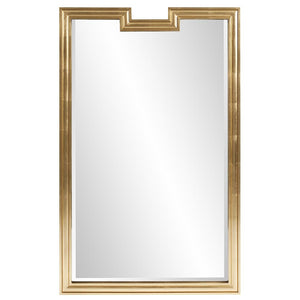 Danube Gold Mirror Traditional Mirrors Howard Elliott