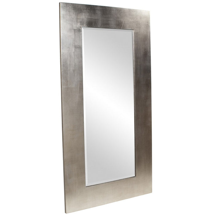 Sonic Contemporary Large Silver Mirror