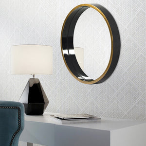 Brando Mirror Contemporary Mirrors Howard Elliott