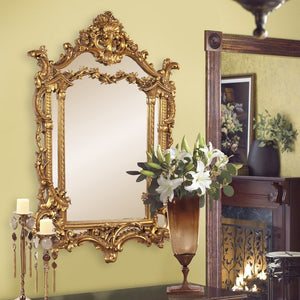Levallois-Perret Baroque Mirror Antique Mirrors Howard Elliott