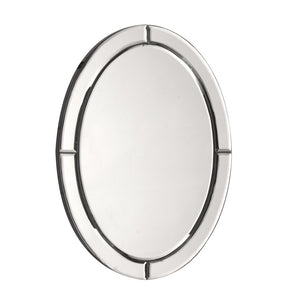 Opal Oval Mirror Howard Elliott