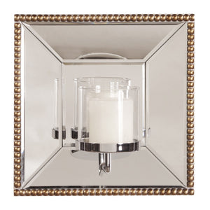 Lydia Mirror with Candle Holder Howard Elliott