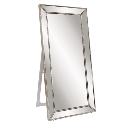 Titus Mirrored Standing Mirror Floor Mirrors Howard Elliott