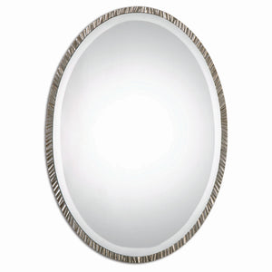 "Annadel Oval Wall Mirror 20""x28""x1"" Oval Mirrors Uttermost"