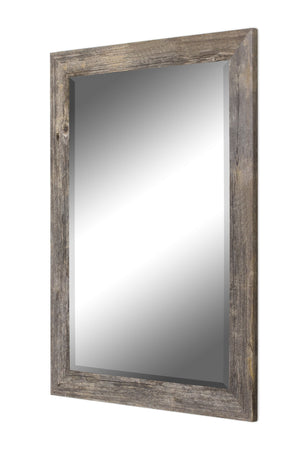 Coastal Driftwood Mirror Rustic Mirrors Hitchcock Butterfield