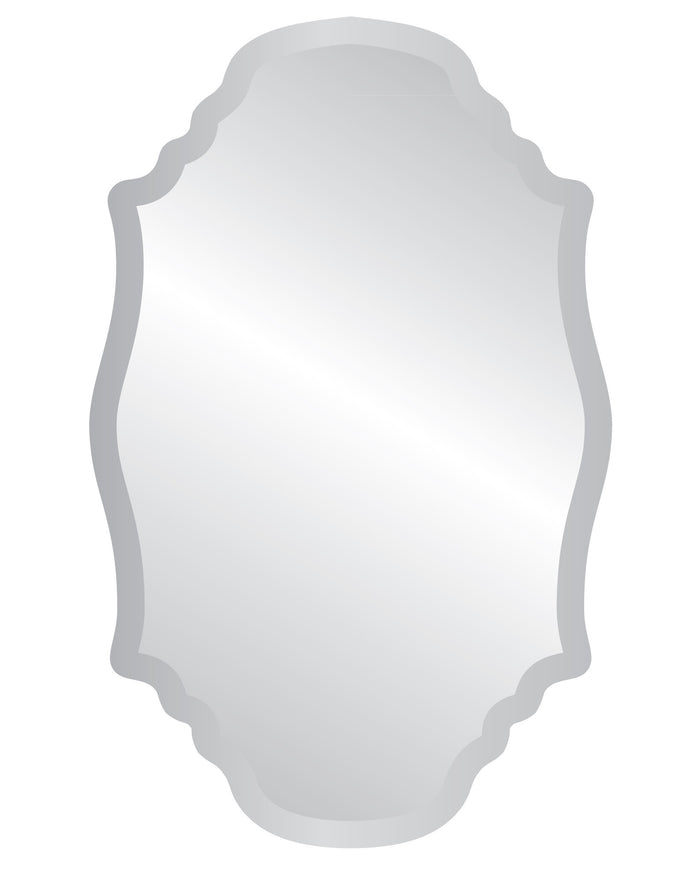 Harmony Beveled Frameless Mirror