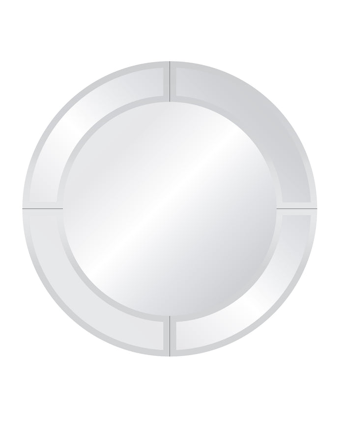 Royal Round Overlay Mirror