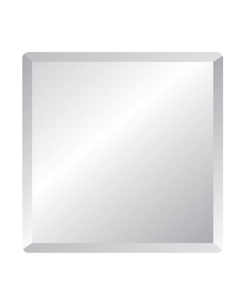 Square Frameless Mirrors - Classy Mirrors