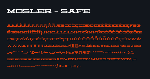 Mosler - Safe (Pay With A Tweet)