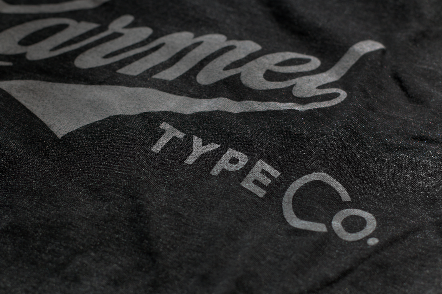Carmel Type Co. Tee