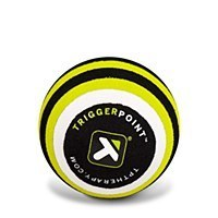 TP MB1 MASSAGE BALL GRN/BLK/WHT 2.5""