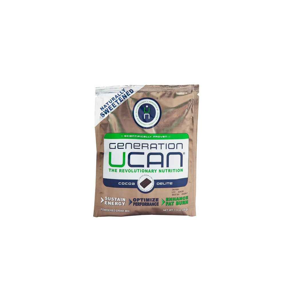 UCAN Powdered Drink Mix Packet