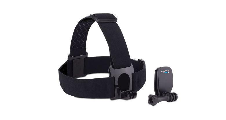 GoPro Head Strap + QuickClip