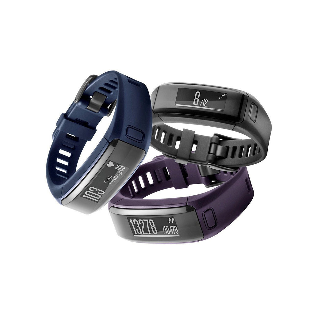 Garmin Vivosmart Hr Go Run Miami Medium Purple