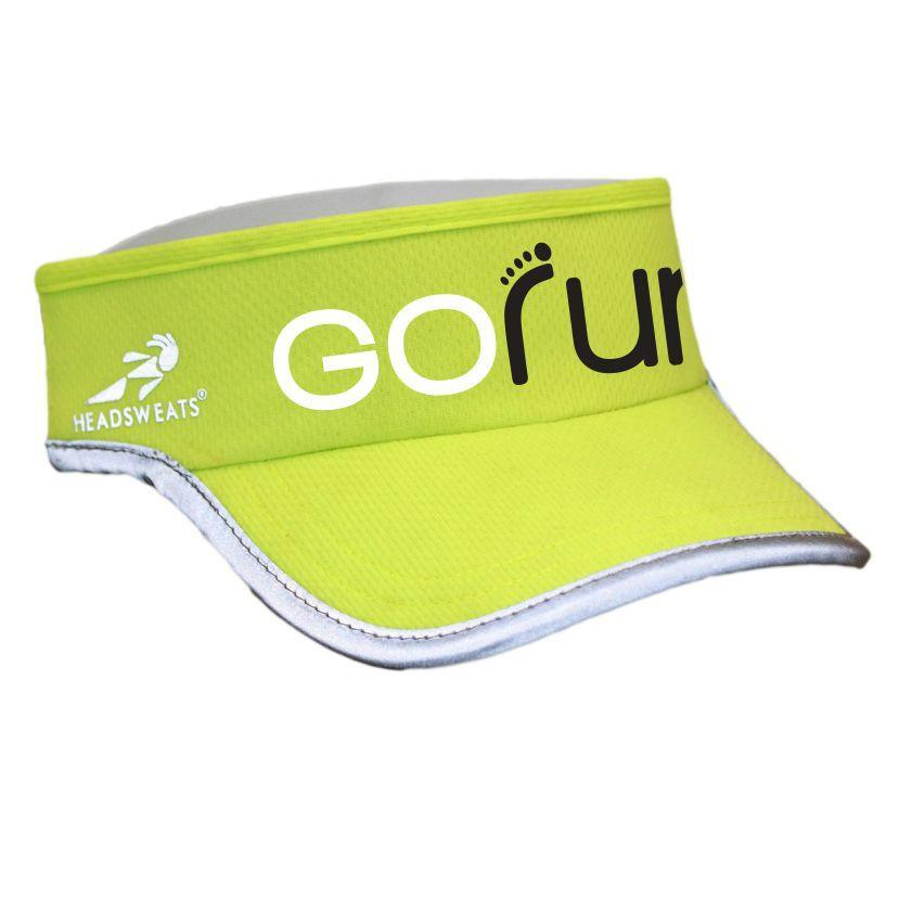 GO RUN REFLECTIVE SUPERVISOR-HEADSWEATS-Go Run Miami