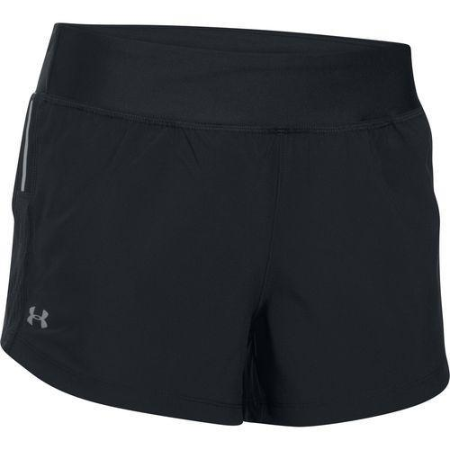 UNDER ARMOUR UA STRETCH WOVEN RUNNING SHORTS - WOMEN'S-UNDER ARMOUR-Go Run Miami