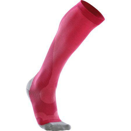 Women's Compression Run Sock-2XU-Go Run Miami