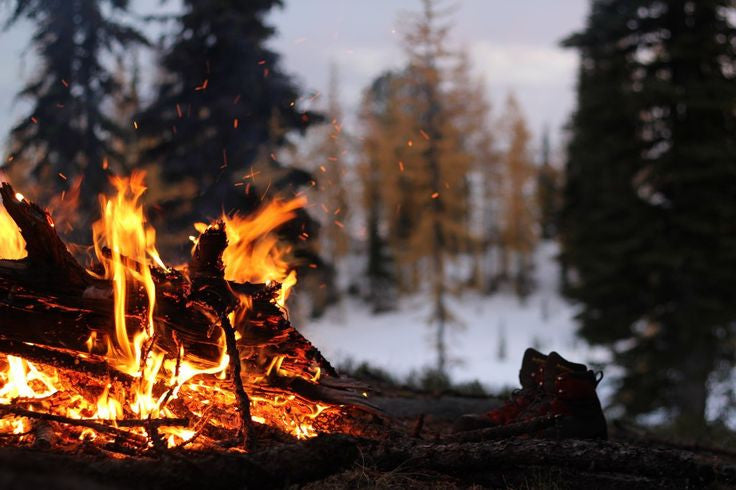 Cold Weather Survival: Fire and Shelter