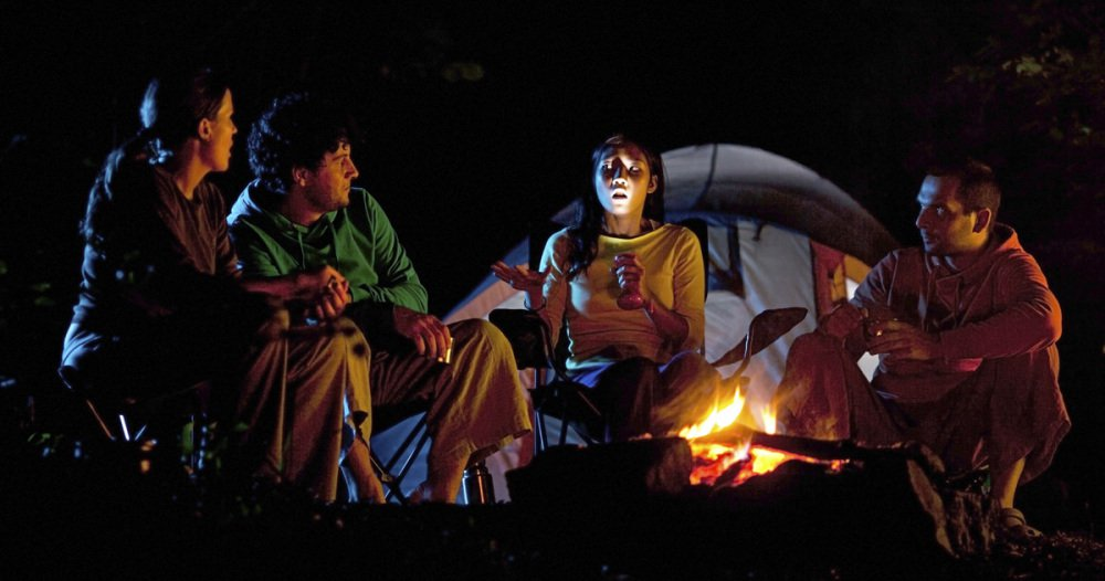 Facebook Contest: Your Scariest Camping Moment?