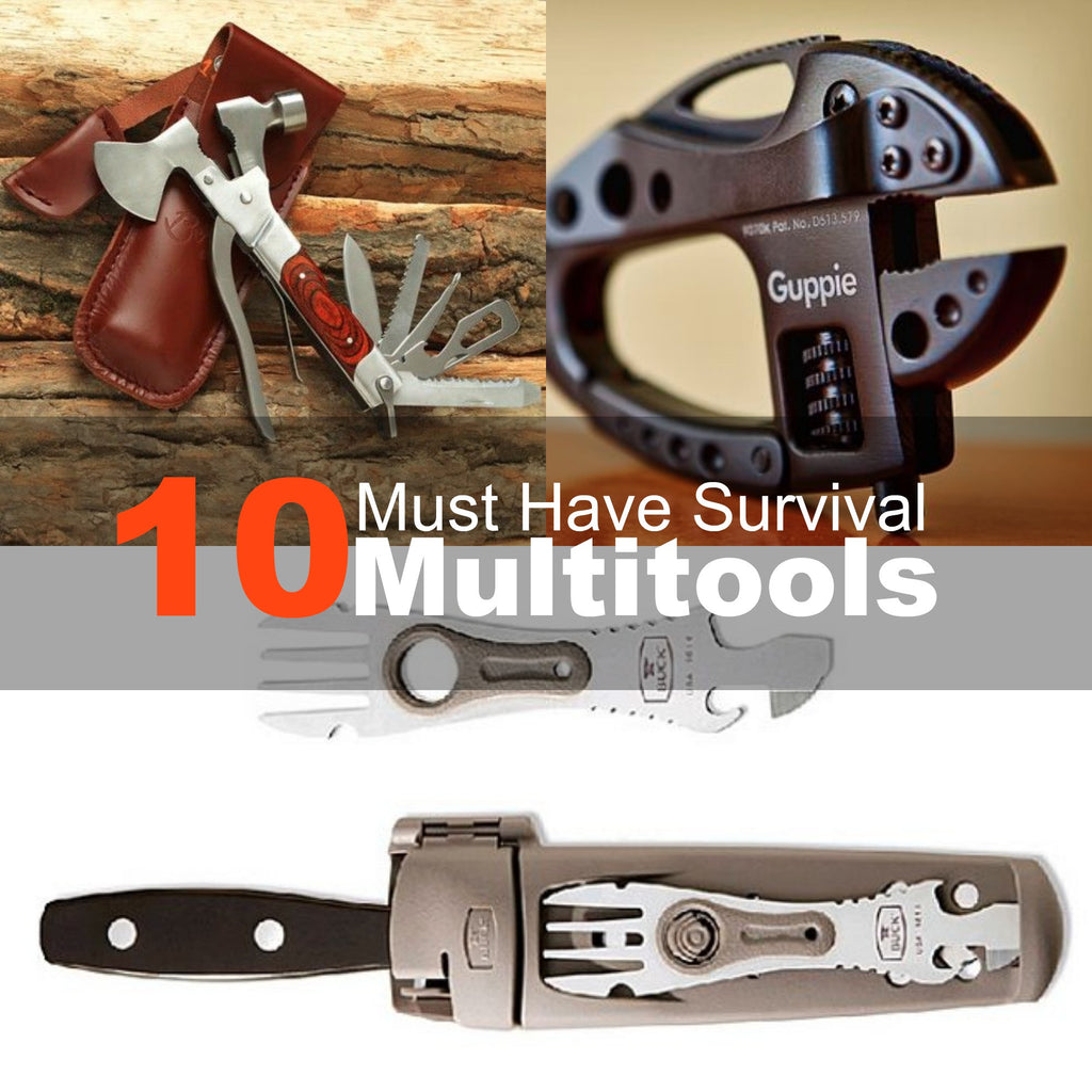 10 Must Have Survival Multitools Survival Hax