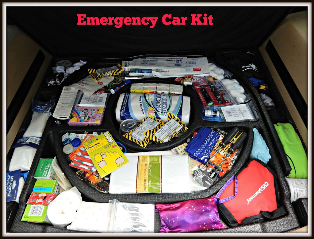 15 Items Your Roadside Emergency Kit Should Have