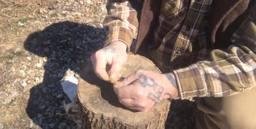 How To Make a Fire With a Magnifying Glass