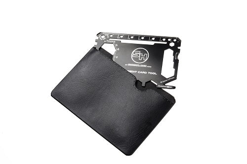 EDC Card Tools and Fire Starter Super Deals