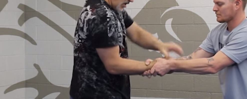 Wrist Grab Defense - How To Escape When Someone Grabs Your Wrist