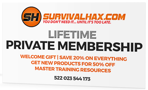 Survival Hax LIFETIME Private Membership