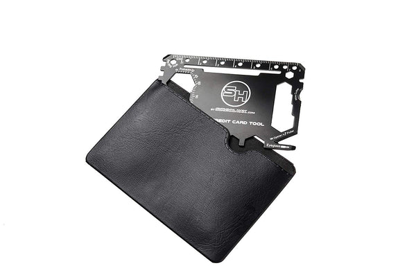 EDC Credit Card Tool with Wallet Sleeve