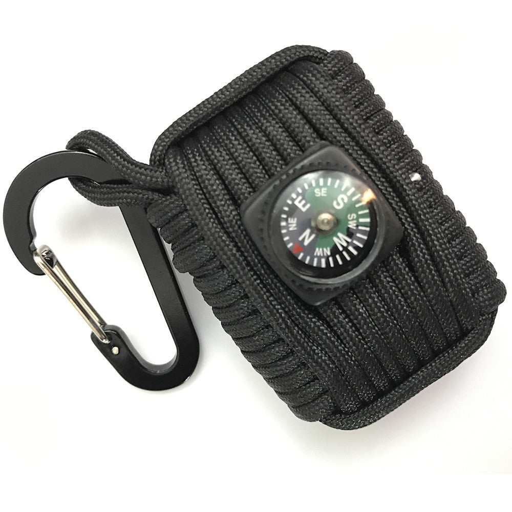 Paracord Survival Grenade Fishing Kit