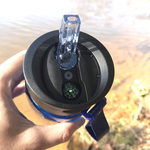 Water Purifier Bottle