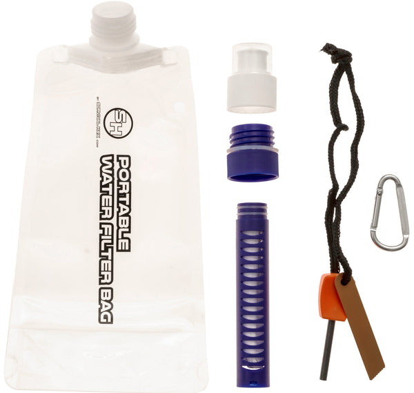 Portable Water Filter Bag