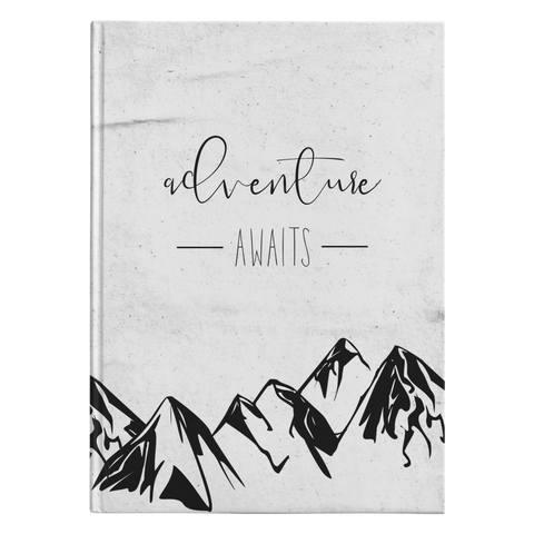 Adventure Awaits Journal